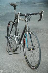 Cyklocross Spyder Trilobite s osazením Shimano Tiagra a lehkými tuhými koly Mavic Aksium