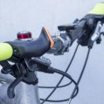 Ergonomická řídítka, rohy a gripy na kolo